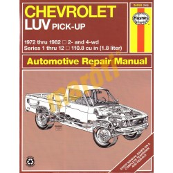 Chevrolet Luv Pick-up 1972 - 1982