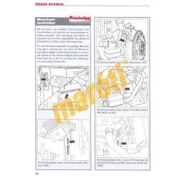Skoda Octavia Limusine / Combi Benzin ab 2000 (Javítási kézikönyv)