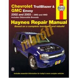 Chevrolet Trailblazer & GMC Envoy 2002 and 2003