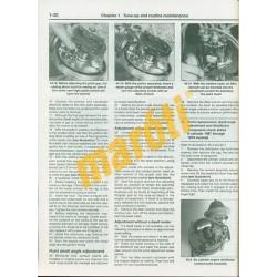 Chevrolet & GMC Full-size vans (1968 - 1996) Javítási kézikönyv