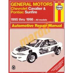 GM: Chevrolet Cavalier & Pontiac Sunfire 1995-1998