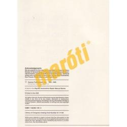 Chevrolet Sprint & Geo Metro 1985 - 1994