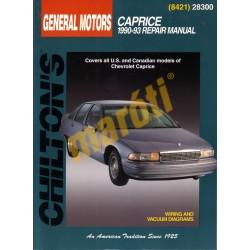 Chevrolet Caprice 1990 - 1993