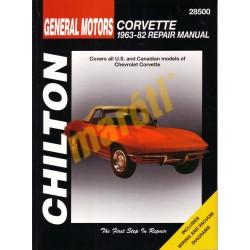 Chevrolet Corvette 1963 - 1982 All models