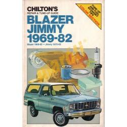 Blazer Jimmy 1969-1982