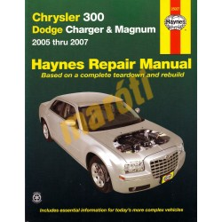 Chrysler 300, Dodge Charger & Magnum 2005 - 2010