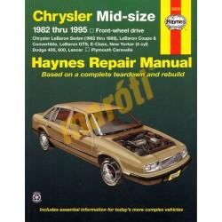 Chrysler Mid-Size Sedans (FWD) 1982 - 1995