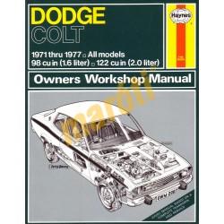 Dodge Colt 1971-1977