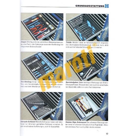 Smart Fortwo und Roadster Benzin Diesel 1998-2006 (Javítási kézikönyv)