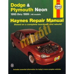 Dodge/Plymouth Neon 1995 - 1999