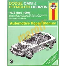 Dodge Omni/Plymouth Horizon 1978 - 1990