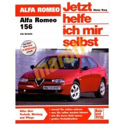 Alfa Romeo 156 Alle modelle (Javítási kézikönyv)