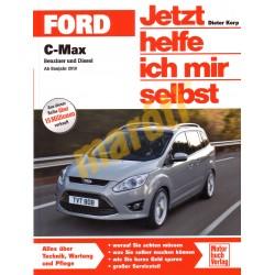 Ford C-max Benzin Diesel 2010- (Javítási kézikönyv)