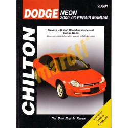 Dodge Neon 2000 - 2003