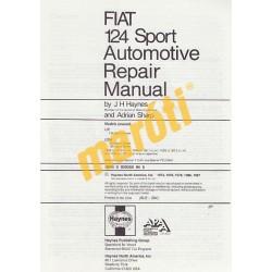 Fiat 124 Sport/Spider 1968 - 1978