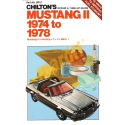 Ford Mustang II 1974-1978