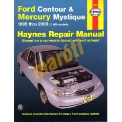 Ford Contour & Mercury Mystique 1995-2000