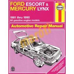 Ford Escort & Mercury Lynx 1981 - 1990