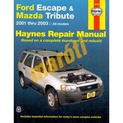 Ford Escape, Mazda Tribute 2001 - 2003