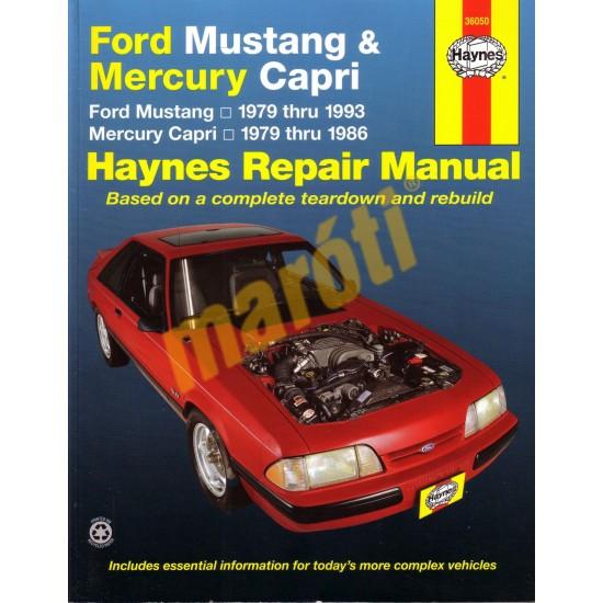 Ford Mustang & Mercury Capri 1979 - 1993