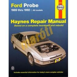Ford Probe 1989 - 1992 - Sérült