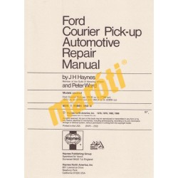 Ford Courier Pick-up 1972 - 1982