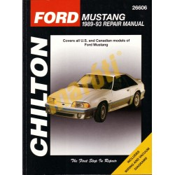 Ford Mustang 1989 - 1993