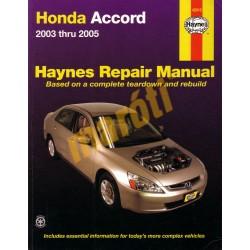 Honda Accord (03-12) & Crosstour (10-14)