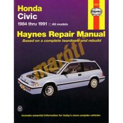 Honda Civic 1984 - 1991