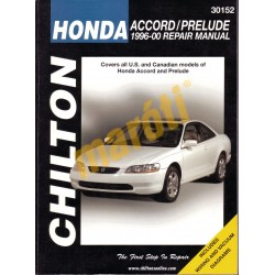 Honda Accord/Prelude 1996 - 2000