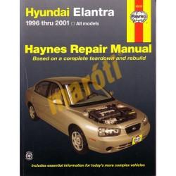 Hyundai Elantra, 1996 - 2001