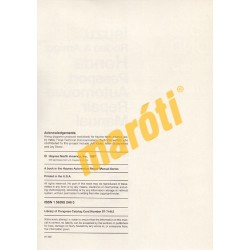Isuzu Rodeo/Amigo, Honda Passport 1989 - 1997