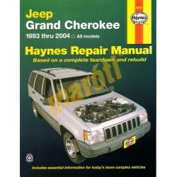 Jeep Grand Cherokee 1993 - 2004
