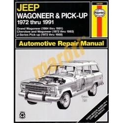 Jeep Wagoneer/J-Series 1972 - 1991