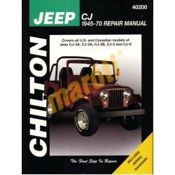 Jeep CJ 1945 - 1970