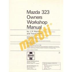 Mazda GLC(RWD) 1977 - 1983