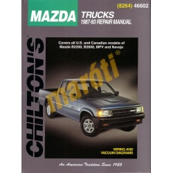 Mazda Trucks 1987 - 1993