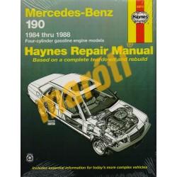 Mercedes Benz 190 Series 1984 - 1988