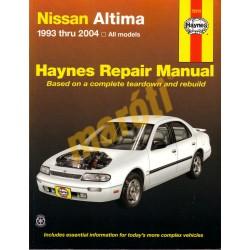 Nissan Altima, 1993 - 2004