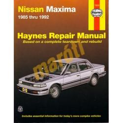 Nissan Maxima 1985-1992
