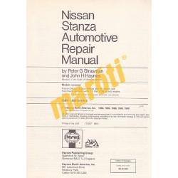 Nissan Stanza 1982-1990