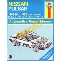 Nissan Pulsar 1983-1986