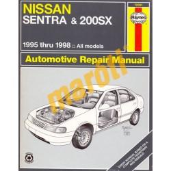 Nissan Sentra&200SX 1995-1998