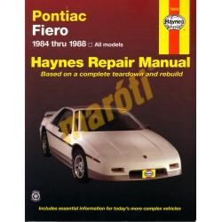 Pontiac Fiero 1984 - 1988