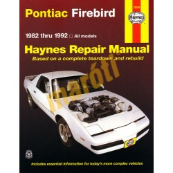 Pontiac Firebird 1982 - 1992