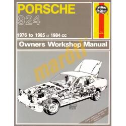 Porsche 924 & 924 Turbo (1976 - 1985) up to C