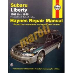 Subaru Liberty 1989-1998