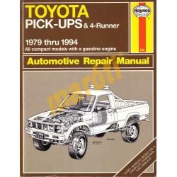 Toyota Pick-ups & 4-Runner 1979-1994
