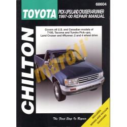 Toyota Pick-ups Land Cruiser 4Runner 1997-2000