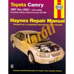 Toyota Camry, Avalon, Solara, Lexus ES 300 1997 - 2001